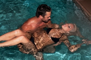 EXCLUSIVE: Lady Gaga and Taylor Kinney Beverly Hills, CA