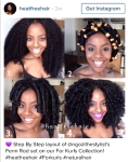 Natural Hair Extensions…