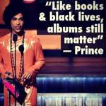 Prince in all his Creamsicle glory speaking thetruth!