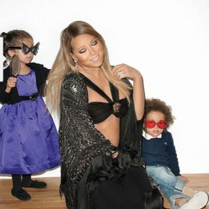 mariah and the twins