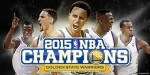 Congratulations 2015 NBA Champions Golden State Warriors!!!